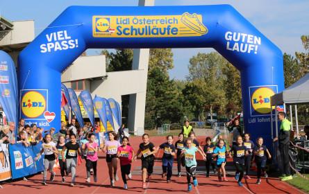 Lidl Österreich Schulläufe gehen in die 22. Saison