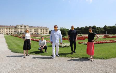 Lumsden & Friends gewinnt Schönbrunn