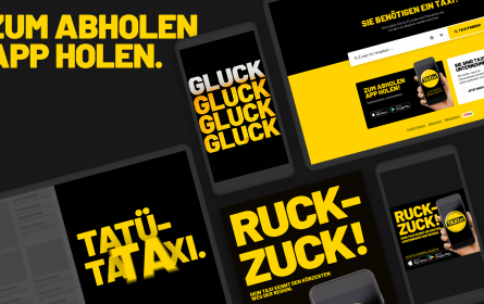 Tunnel23 präsentiert neue App von TaxiAT und startet 360 Grad-Kampagne