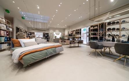 Pado Shopping Galerien: Palmers Home feiert Premiere