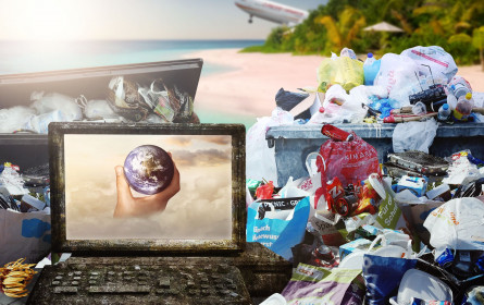"Neue Initiative will Plastik ""neutralisieren"""