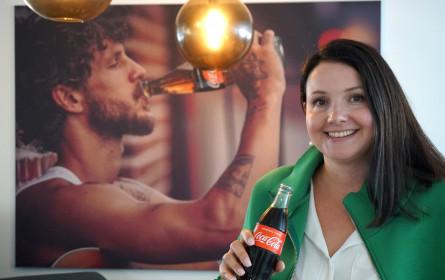Saskia Gutmann neu im Führungsteam von Coca-Cola HBC Österreich