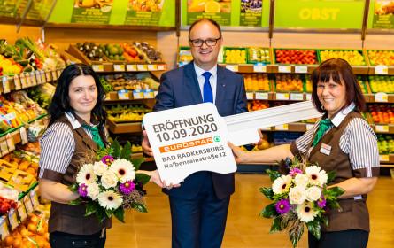 EuroSpar Bad Radkersburg mit vergrößerter Verkaufsfläche neu eröffnet