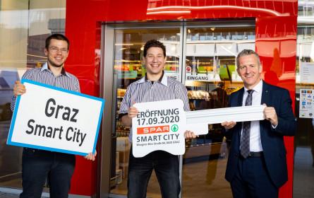 Neuer Spar-Supermarkt für Smart City Graz
