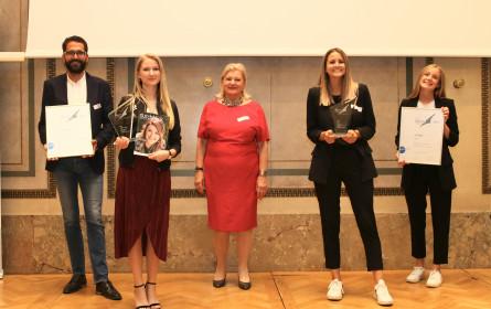 PRVA: Best PRactice Award 2020 und Silberne Feder verliehen
