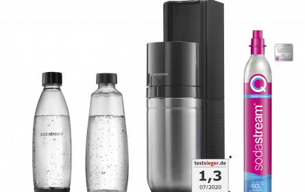 """Wassersprudler-Hersteller SodaStream launcht """"Duo"""""""