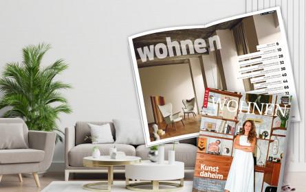 """Kurier """"Wohnen"""" über """"Kunst daheim"""". So wohnen Kreative"""