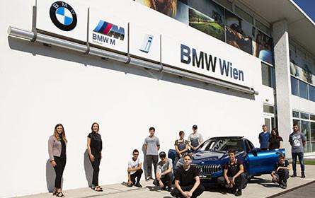 BMW fährt Ausbildungsoffensive