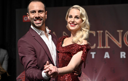 """ORF-""""Dancing Stars"""" ab 25. September wieder live in ORF 1"""