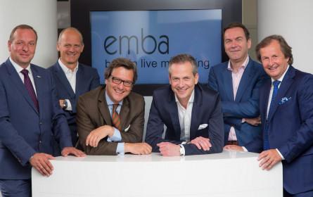 Erfolg für emba: Schutzschirm für Eventbranche kommt