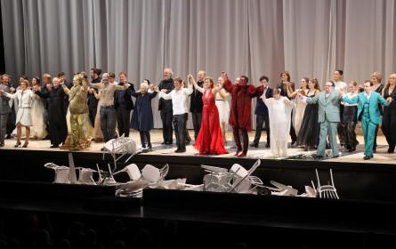 Jubiläumsdoku: Eröffnung der 100. Salzburger Festspiele im ORF