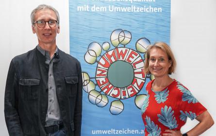 Das Österreichische Umweltzeichen wählt Himmelhoch