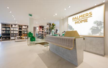 Palmers Home im Linzer Flagship-Store eröffnet