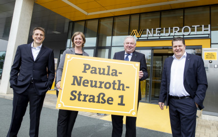 Hörakustiker Neuroth eröffnete neuen, europaweiten Produktionsstandort