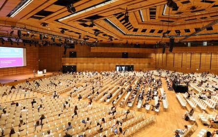 Austria Center Vienna begrüßt Schutzschirm für Veranstalter