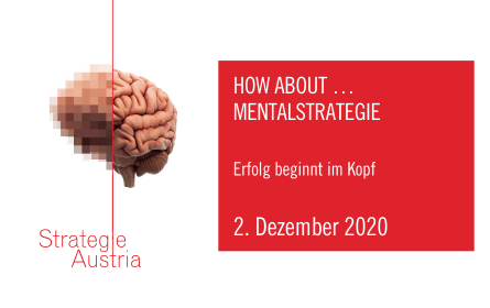 How about … Mentalstrategie?