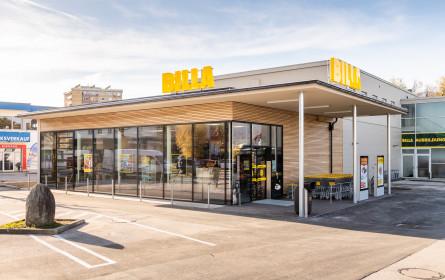 Volles Leben in der neuen Billa-Filiale in Wörgl