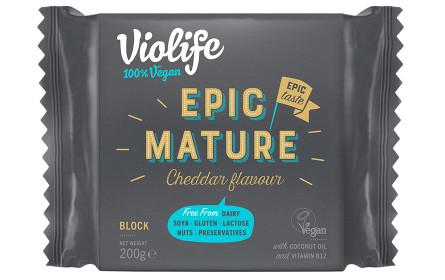 Violife-Start in Österreich