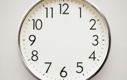 Wenn die Uhr nicht mehr zählt