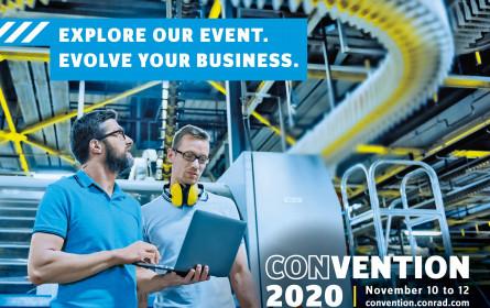 Die Conrad Convention: Elektronik pur