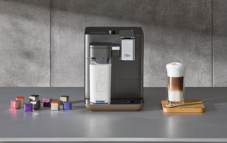 Smartes Premium Kaffeesystem von Tchibo