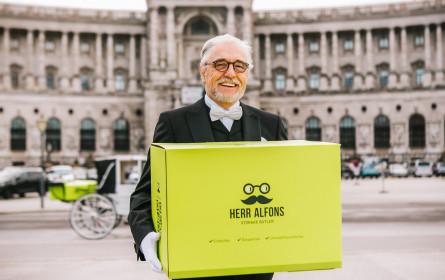 Herr Alfons bringt Platz