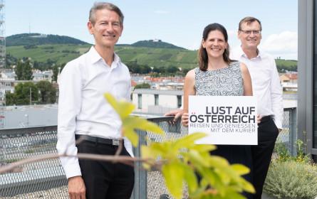 Kurier Medienhaus setzt weitere Impulse für Urlaubserlebnisse in Österreich