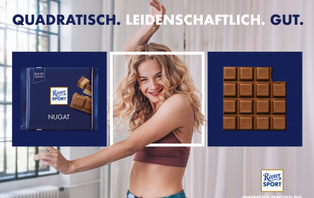 Neue Ritter Sport-Kampagne von Obscura