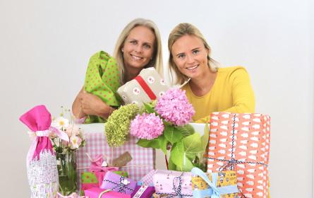 Geschenkstoff statt Geschenkpapier