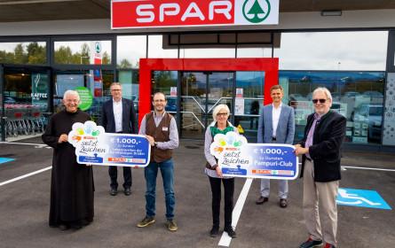 Neuer Spar-Supermarkt in Kainbach bei Graz eröffnet
