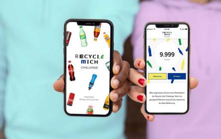 Coca-Cola Österreich und Reclay Group – PET-Recycling: Innovative Belohnung für Konsumenten per App