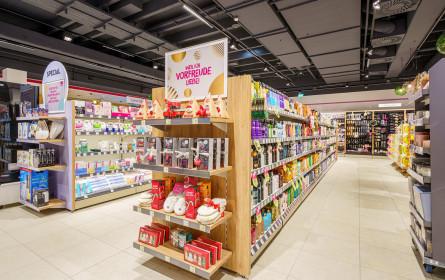 Bipa-Filiale in Telfs mit neuem Shop-Design