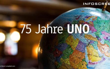 """""""Begeistertes Miteinander"""" von UNO und Infoscreen"""