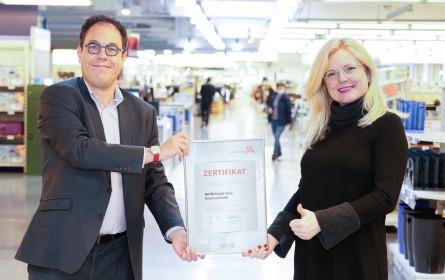 Metro Österreich erneut als Leitbetrieb Austria zertifiziert