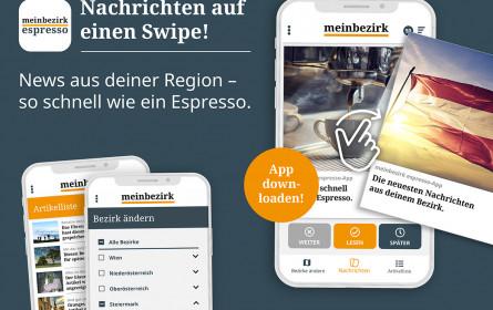 Regionalmedien Austria launchen innovative Nachrichten-App