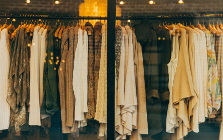 Modehandel von Corona am stärksten betroffen