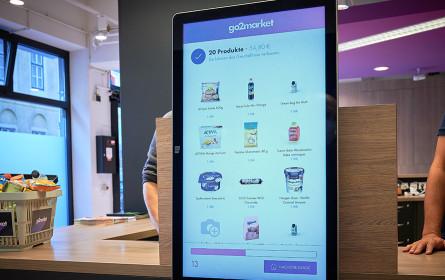 Start für go2market mit neuem Store in Wiener City