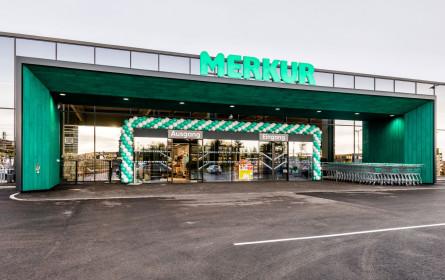 Merkur eröffnet grün und regional neu in Mattersburg