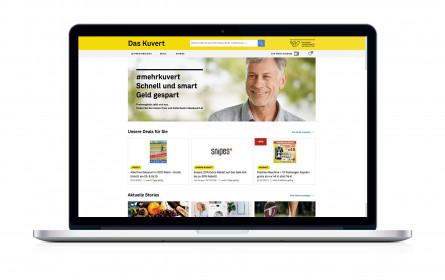 """""""Das Kuvert"""" der Post startet neues Online-Vergleichsportal"""