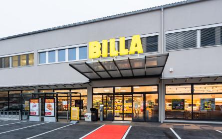 Volles Leben in der neuen Billa-Filiale in Graz-Andritz