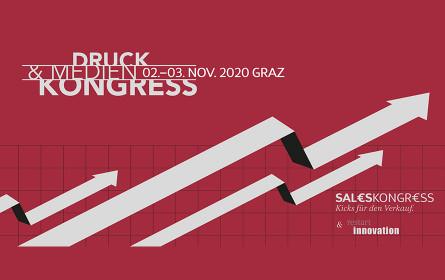 Druck & Medienkongress in Graz virusbedingt online