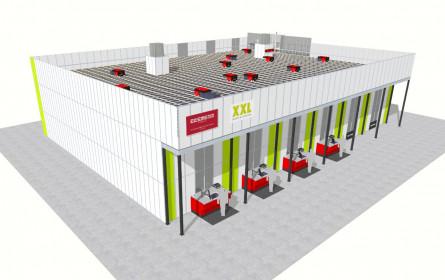 XXL Sports eröffnet Anfang 2021 Zentrallager in Österreich