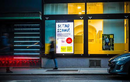 Nutzen Sie die Kraft des neuen Post Werbefensters