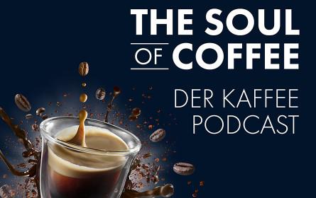 "De'Longhi startet mit ""The Soul of Coffee"" einen Podcast"