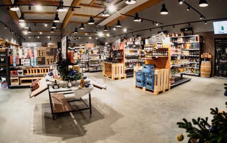 Ammersin eröffnet Getränkewelt in Klosterneuburg