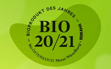 Sieger des Bio-Produkt des Jahres 20/21 stehen fest