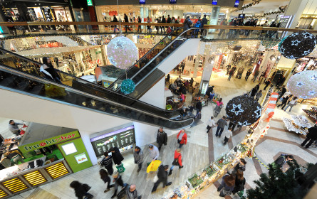 Verstärkter Personaleinsatz der NÖ Polizei in Einkaufszentren