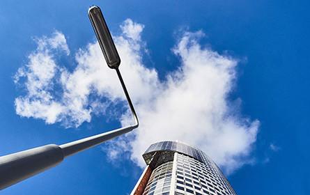 Österreichs erster 5G Büro-Tower steht in Wien
