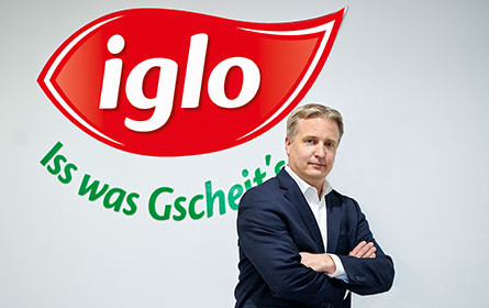 Markus Fahrnberger-Schweizer wird neuer Geschäftsführer von iglo Österreich