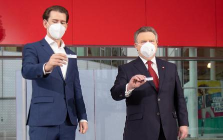 Öffentliche Hand warb im 3. Quartal 2020 um rund 51 Mio. Euro